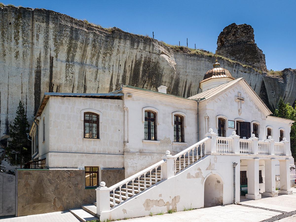 Икерманский монастырь