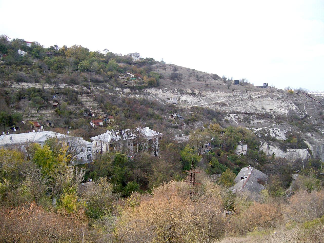 севастополь георгиевская балка фото это тот