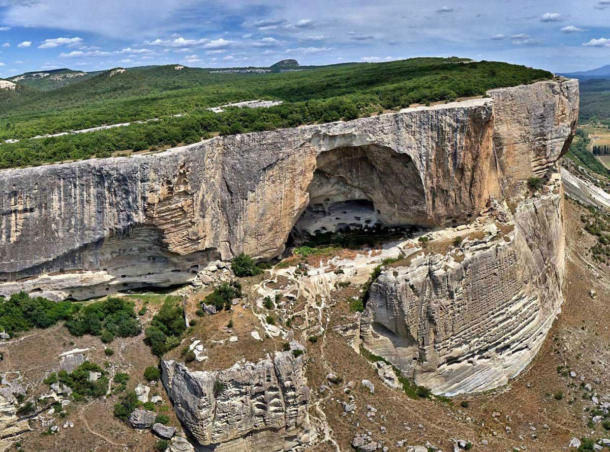 Картинки по запросу Пещерный город Качи-Кальон крым