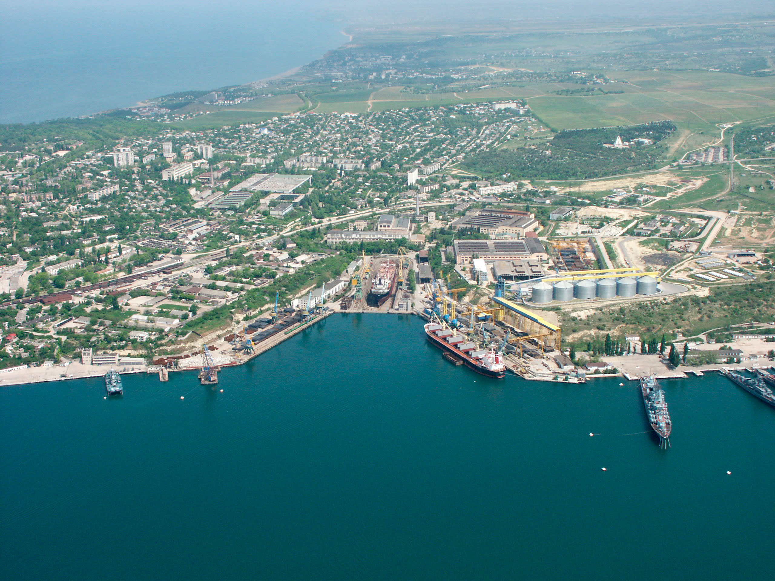 Севастопольская бухта картинки